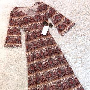 Lucky Brand Maxi Dress